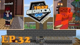 Wheat and Beetroot farm    plus 2 NEW MEMBERS  Truly Bedrock s1 e32