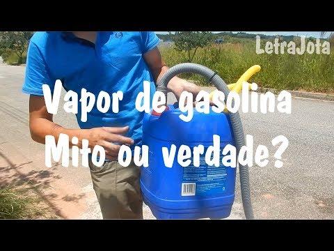 Vapor de Gasolina mito ou verdade
