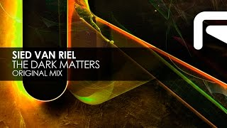 Sied van Riel - The Dark Matters