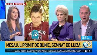 Telefonul Luizei, reperat unde stă fiul lui Gheorghe Dincă