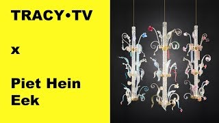 Gambar cover TRACY•TV - Milan Design Week 2017: Piet Hein Eek, Airbnb, Masterly and Tom Dixon