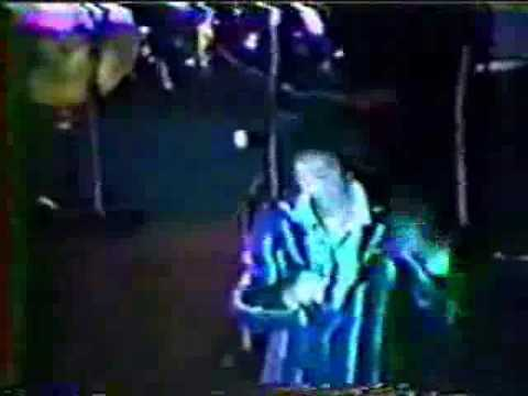"Tim Curry ""Im Going Home"" LIVE"