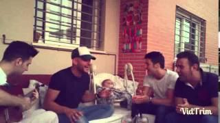 CORAZON PARTIO COVER (Alejandro Sanz)_Carlos Bravo, Samuel Navarro y Padilla
