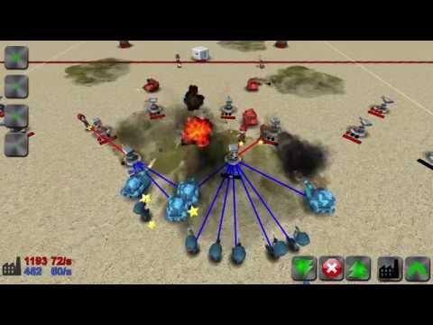 WAR! Showdown HD Gameplay