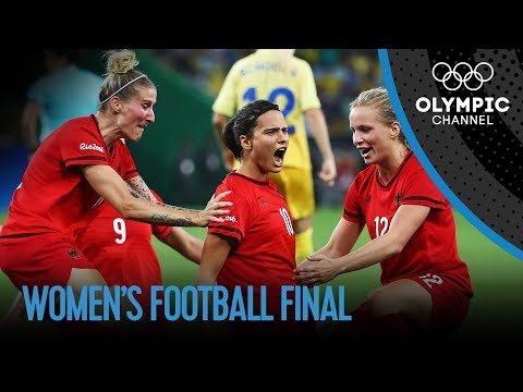 Women's football gold for Germany