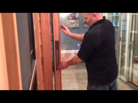 Weiland Rocky Mountain Flush Handle & Weiland Rocky Mountain Flush Handle - YouTube