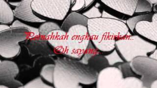 Repeat youtube video Mahligaimu dari airmataku - lestari (lirik)