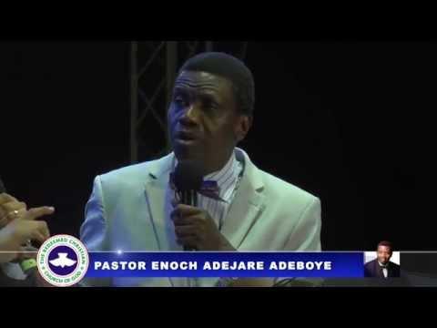 The Nicaragua Crusade with Pastor E.A. Adeboye