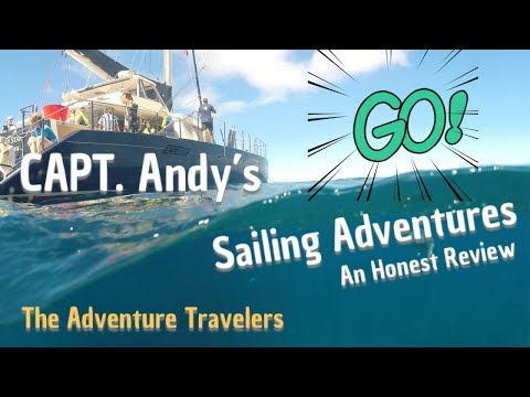 Capt  Andy's Sailing Adventures