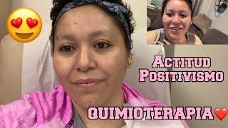 QuimioterapiaActitud Positivismo❤️