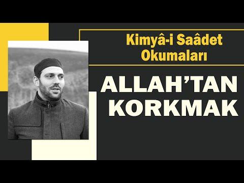 Allah'tan Korkmak - Fatih Sultan SEMİZ | Kimyâ-i Saâdet #2 |