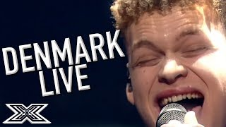 Four AMAZING Performances from The X Factor Denmark Live Shows | X Factor Global