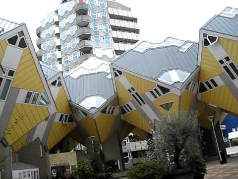 Cube House - Kubus woningen Rotterdam NL