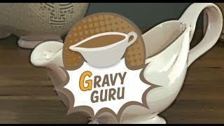 Thanksgiving Hero - How to Fix Lumpy Gravy