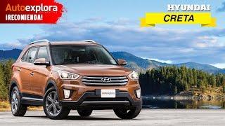 Autoexplora Recomienda: Hyundai Creta