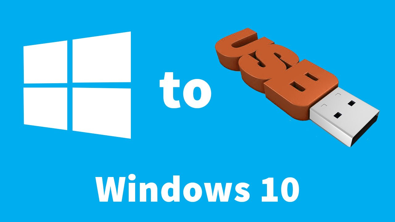 windows 10 von usb stick installieren