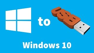 Windows 10 mit Bootbarem USB Stick installieren | Neuinstallation ohne DVD