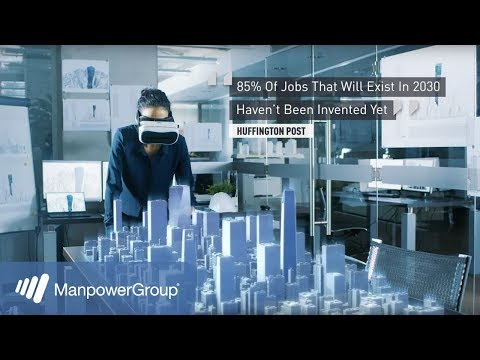 2018 ManpowerGroup Talent Shortage Survey Introduction Video
