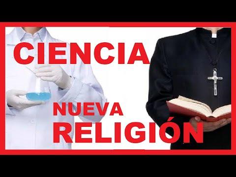 La CIENCIA es la NUEVA RELIGIÓN