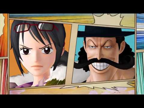 Tashigi's Rage : One Piece : Pirate Warriors 3 - Nightmare Island Drama W/ Vista