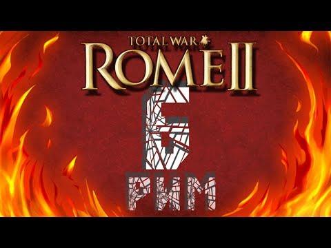 Total War Rome 2 прохождение за Рим #6