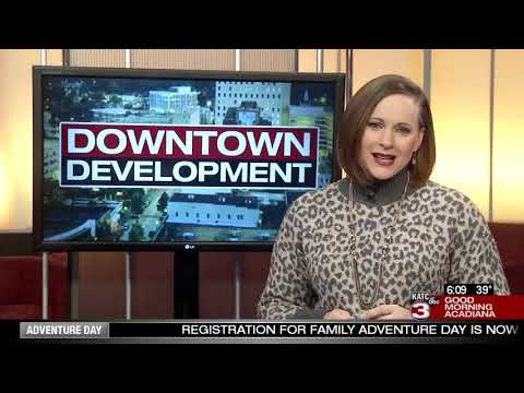 Sugarwolf Outdoor Exchanges prepares for Downtown appearance