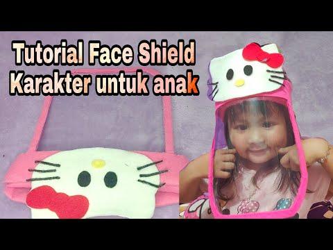 cara-mudah-membuat-face-shield-sendiri-|-face-shield-anak