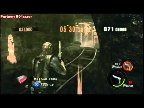 The Mines 1,007,273 (World Record) Resident Evil 5 The Merce