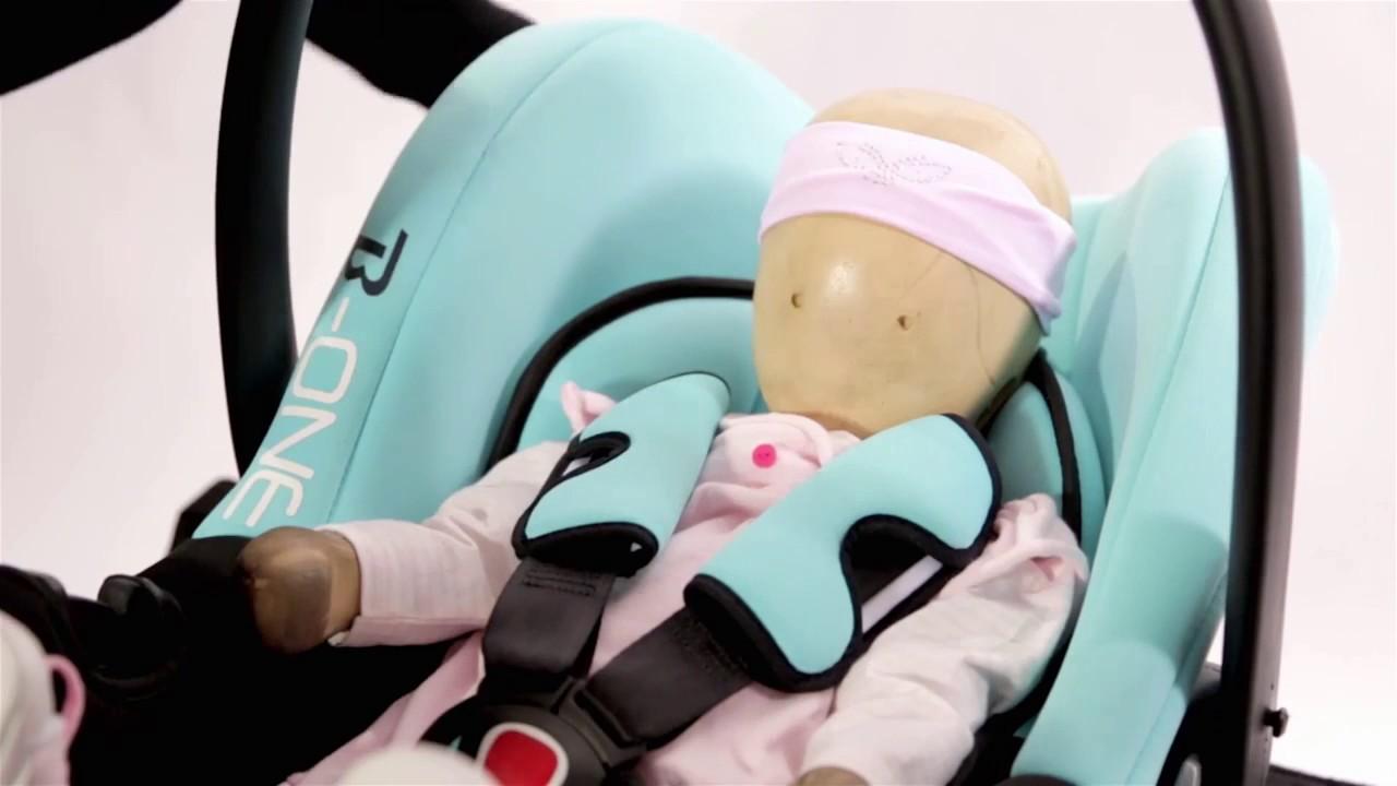 Детское автокресло NANIA Befix SP LX. Видеоотзыв (обзор .