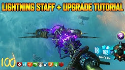 ORIGINS REMASTERED - LIGHTNING STAFF BUILD + UPGRADE TUTORIAL GUIDE (Black Ops 3 Zombie Chronicles)