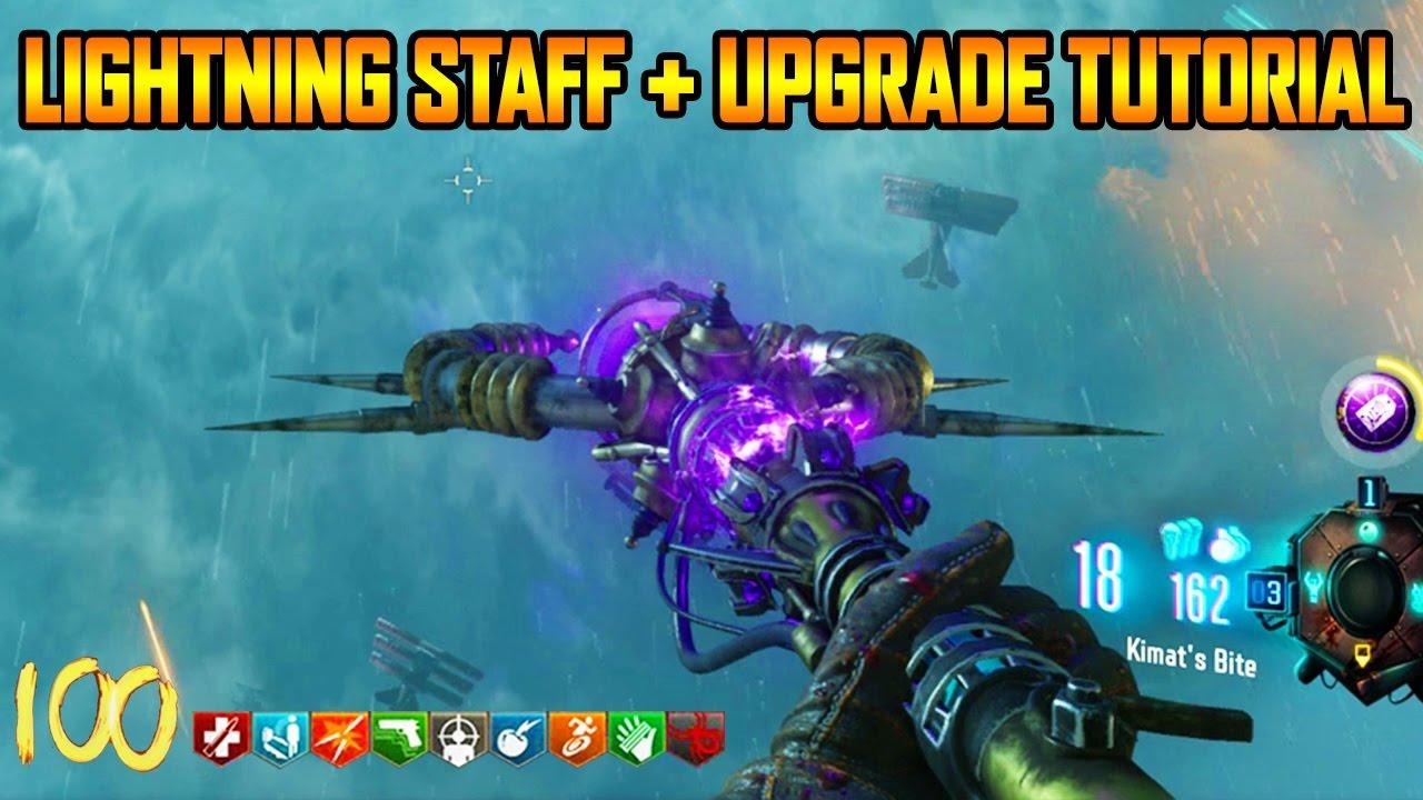 Origins Remastered Lightning Staff Build Upgrade Tutorial
