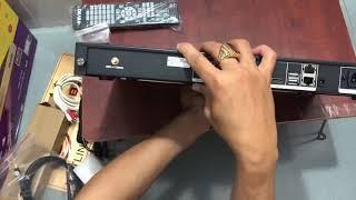 Okara M10i - Đập hộp đầu Karaoke Okara M10i