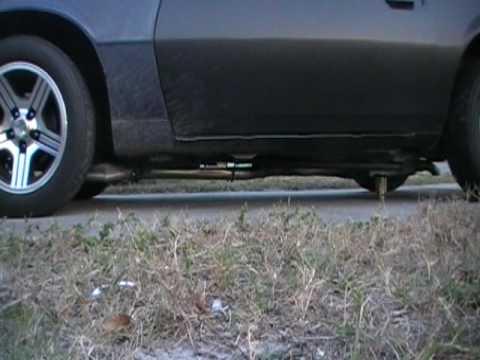 single or true duals? - Third Generation F-Body Message Boards  |3rd Generation Camaro Dual Exhaust