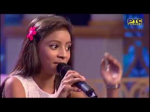 SIMRAN RAJ winner of SEASON 2 sings in Studio Round 01 | VOP Chhota Champ 3 | PTC Punjabi
