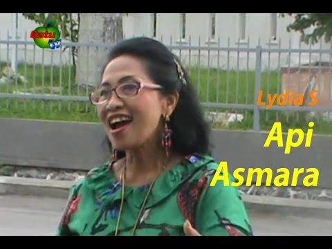 Tembang Djadoel : Api Asmara (Lydia S).
