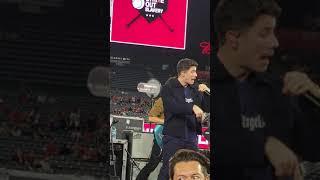 Nick Jonas - Bacon (Angel's Stadium 2018)