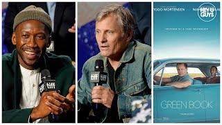 Viggo Mortensen & Mahershala Ali talk Green Book - Press Conference