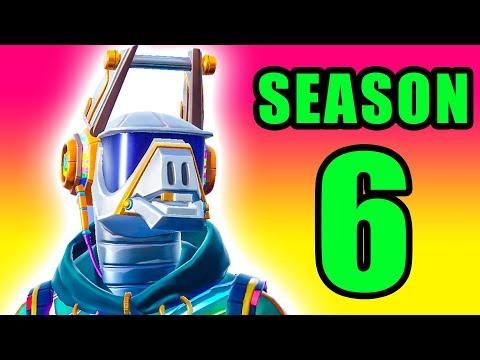 Season 6 UPDATE Solo Gameplay  ⚠️ Fortnite Battle Royale Season 6 Gameplay