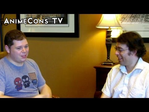 AnimeCons TV  October 2012: Ed Chavez, Cosplay Procrastination, and Apps at Cons