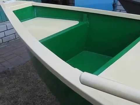 Building light weight boat from three oil barrels!