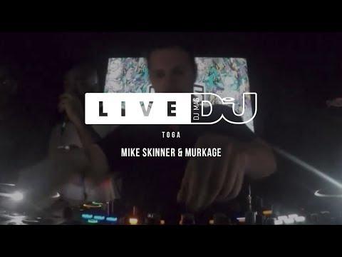 DJ Mag Live presents Tonga w Mike Skinner & Murkage