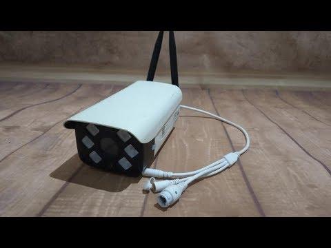 4g 3 Мп камера для видеонаблюдения из Китая ( алиэкспресс )