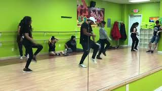 "The WKND ""Valerie"" choreo by pfc hugo torres"