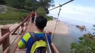 GoPro GoHiking - Penang National Park Kerachut Beach (with timelapse)