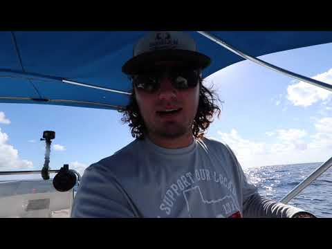 Handline Fishing In The Cayman Islands!! (catch Clean Cook)