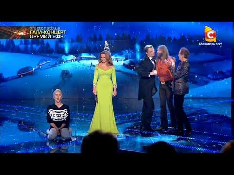 Видео: Оглашение РезультатовКто стал победителем х-фактор 6   26.12.2015