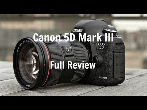 Canon 5D Mark III Review-Worth Switching From Nikon?