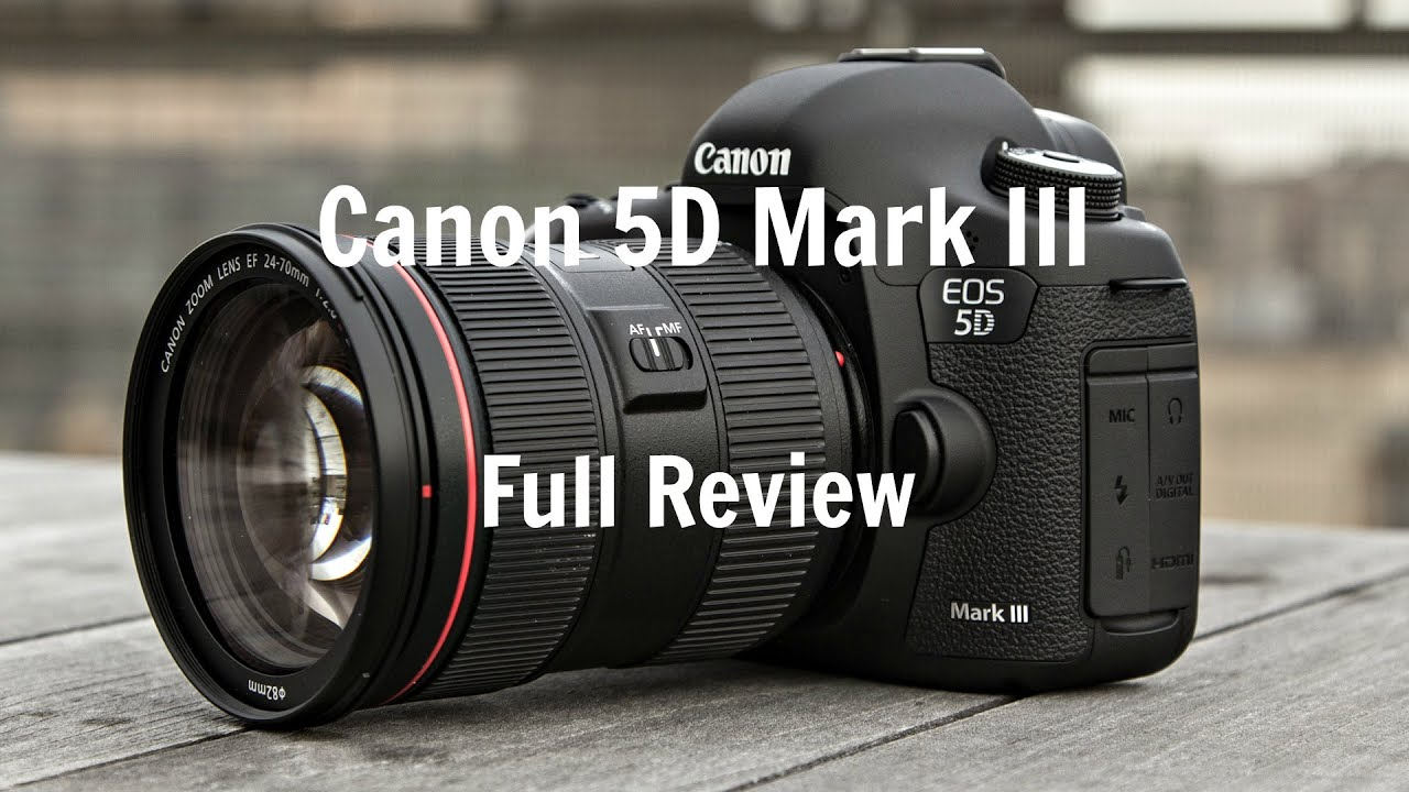 Canon 5d mark iii review worth switching from nikon youtube for Canon 5d especificaciones