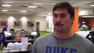 Duke Football Nutrition