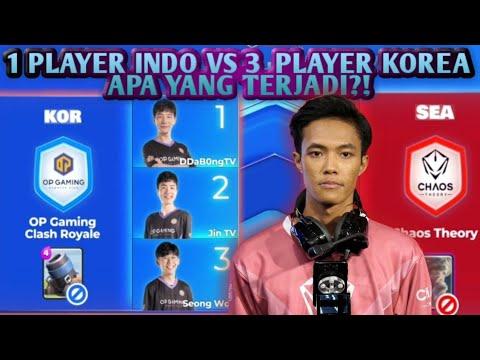 TURNAMEN GAME DI KOREA! JayTV (ChaosTheory) vs 3 Player Korea ( OP Gaming ) - CRL Asia Season2